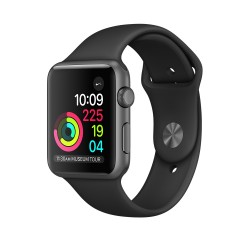 Apple Watch Series 1 38mm correa negra