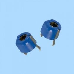 Condensador ceramico variable 60pF